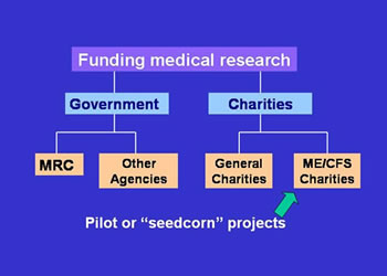 Figure 6. Medical research funding