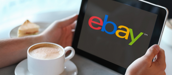 Raise funds with eBay