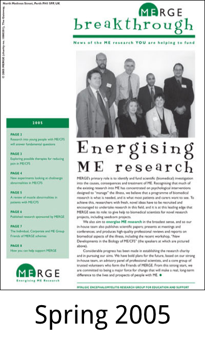 Breakthrough Spring 2005