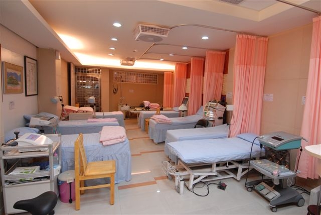 Provision for severely ill patients