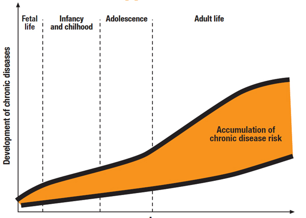 From WHO. Preventing chronic diseases: a vital investment. bit.ly/1XzLI5A
